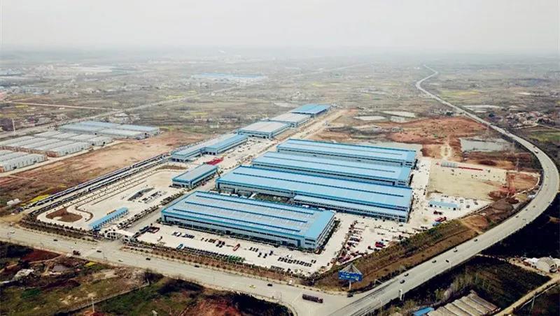 程力新厂区加快建设步伐